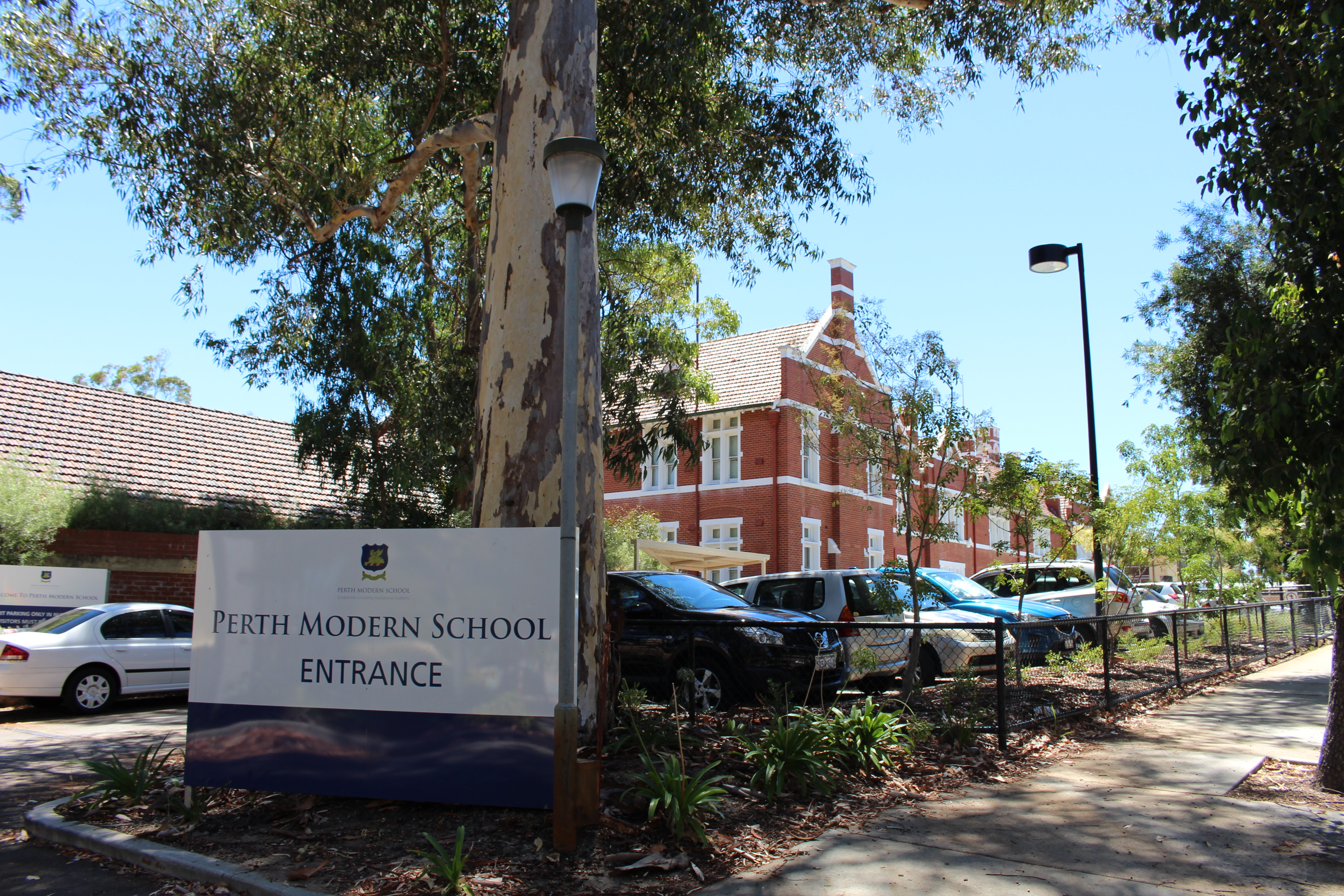 Perth Modernian Society president says second selective-student school needed