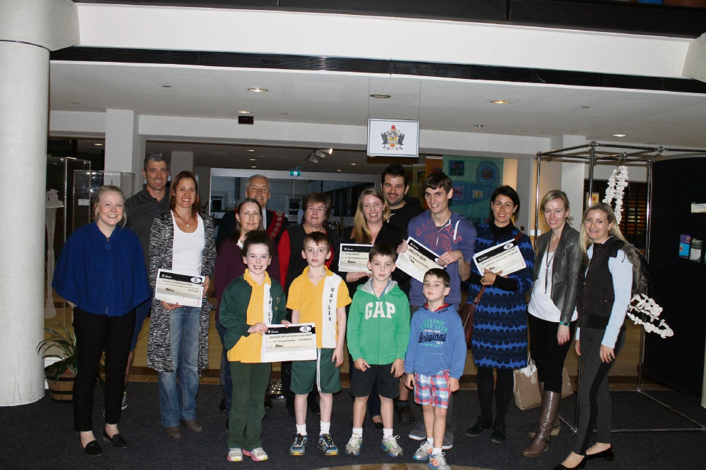 Melville: $100,000 worth of community grants unveiled for Project Robin Hood