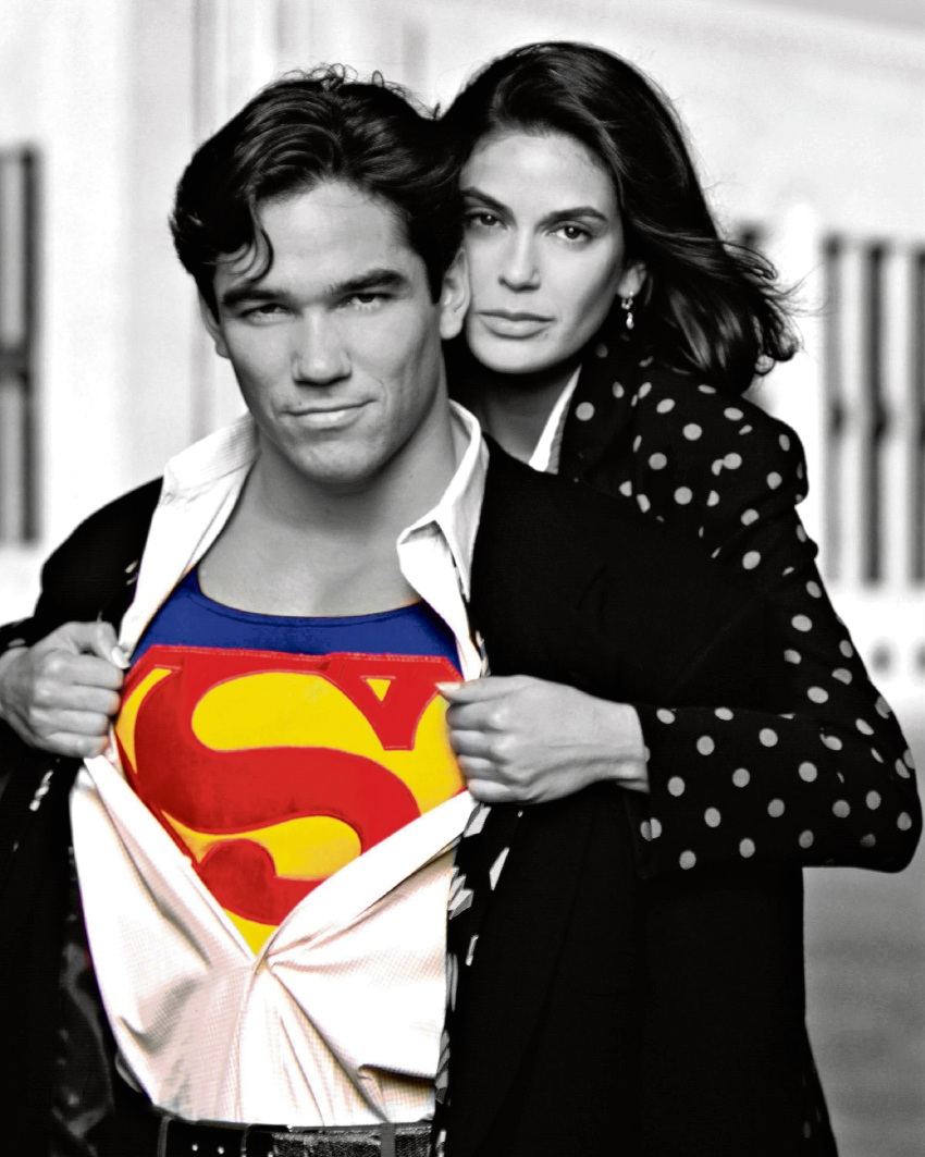 Superman Dean Cain flying in to Supanova Perth in June