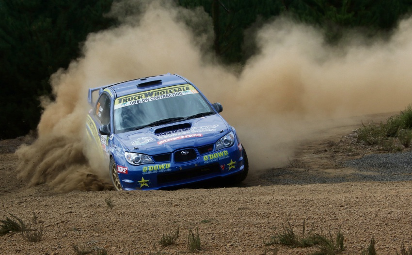 Australian Rally Championship: capital experience for Hills drivers