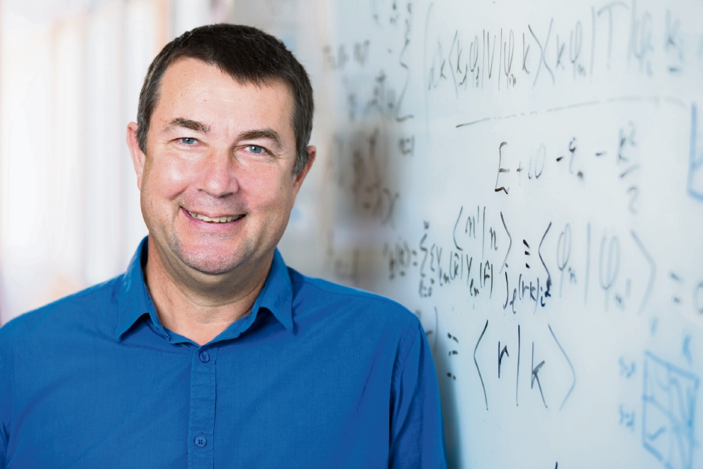 Winthrop resident and Curtin University's Head of Physics and Astronomy Igor Bray is the only WA scientist to earn selection to the Australian Academy of Science in 2017.