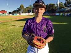 Thornlie's Jake Parkes could be playing in the Little League World Series come August.