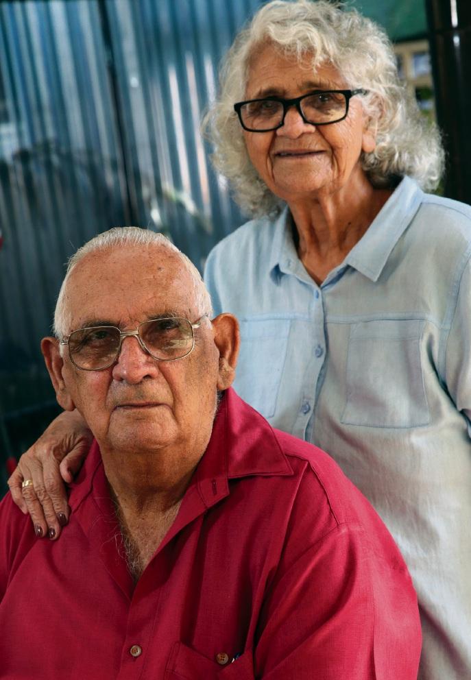 Koondoola elders proud of heritage and thankful for referendum, but say it didn't end racism