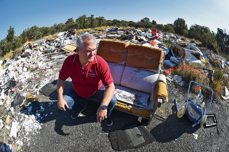 Illegal dumping in Success set for clean-up and crackdown