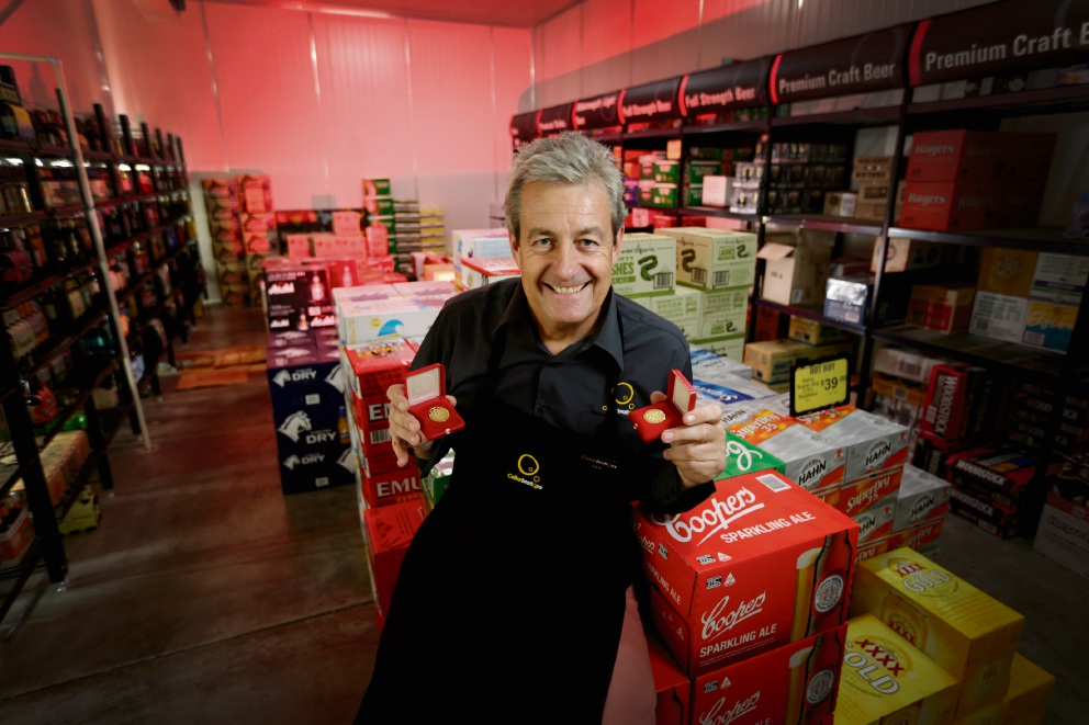 From European Cup to beer glass: Yokine bottle shop owner recalls success with Liverpool