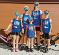 Brennan-Andrews make Weet-Bix TRYathlon a family day