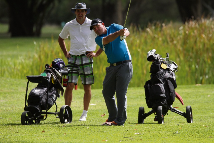 Pinjarra Golf Club hosts WA Two Ball Ambrose Championships