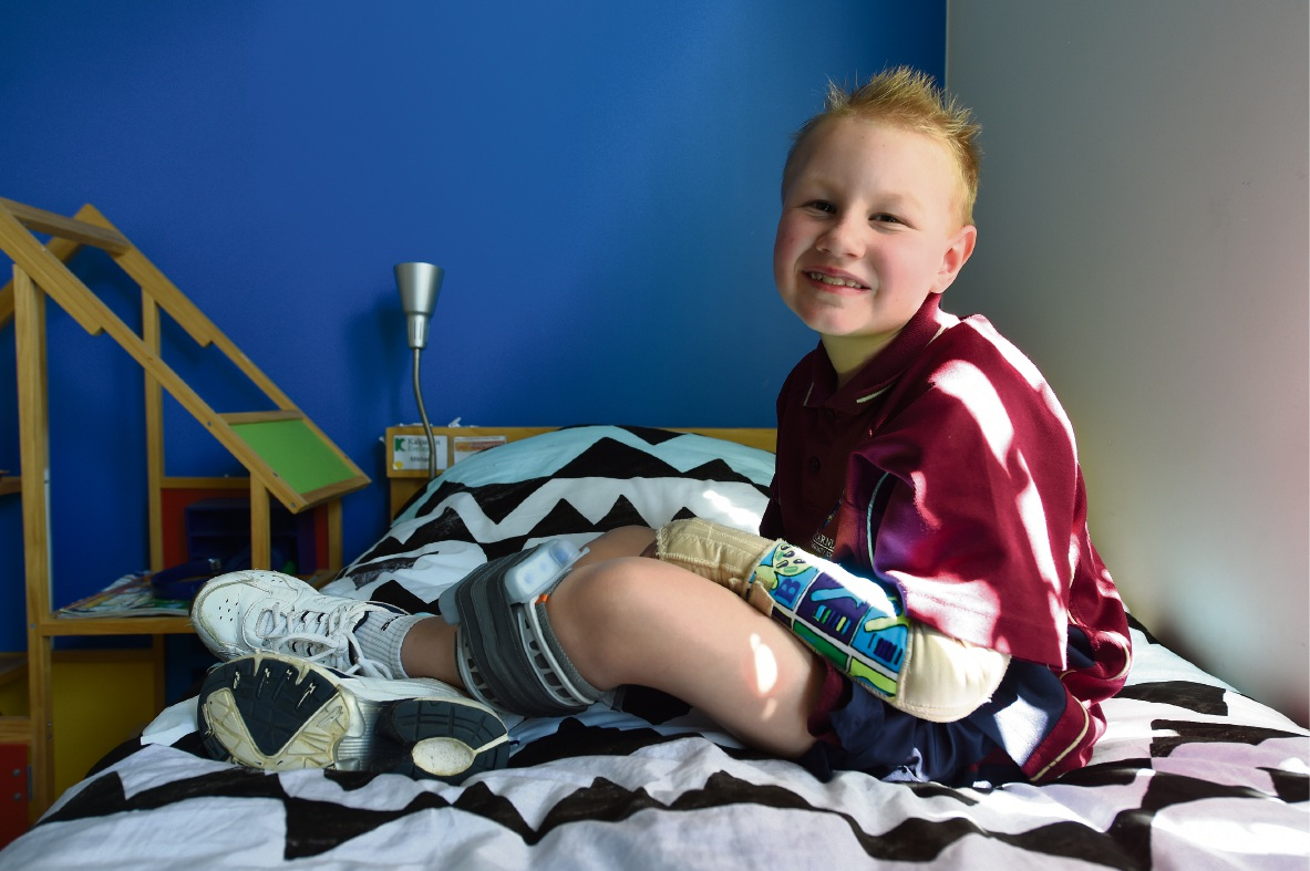 Wellard family to take part in Big Walk for PMH Foundation