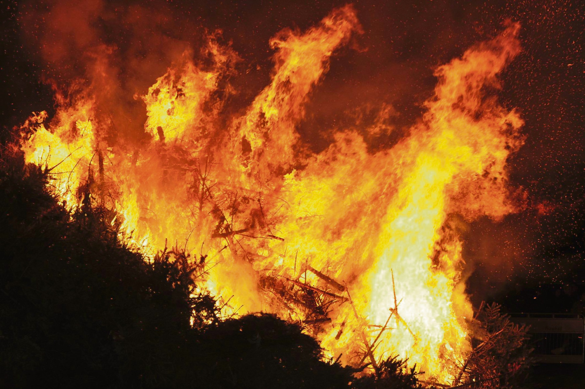 Firefighters are at a blaze in Gingin. Picture: file image
