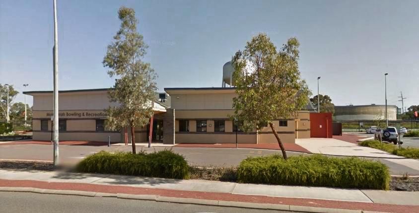 The Mandurah Bowling and Recreation Club.