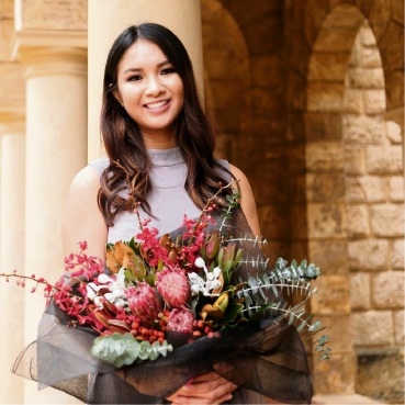 Linda Nguyen, the daughter of migrant Vietnamese parents, has a passion for helping others and has been awarded the Ciara Glennon Memorial Scholarship by UWA.