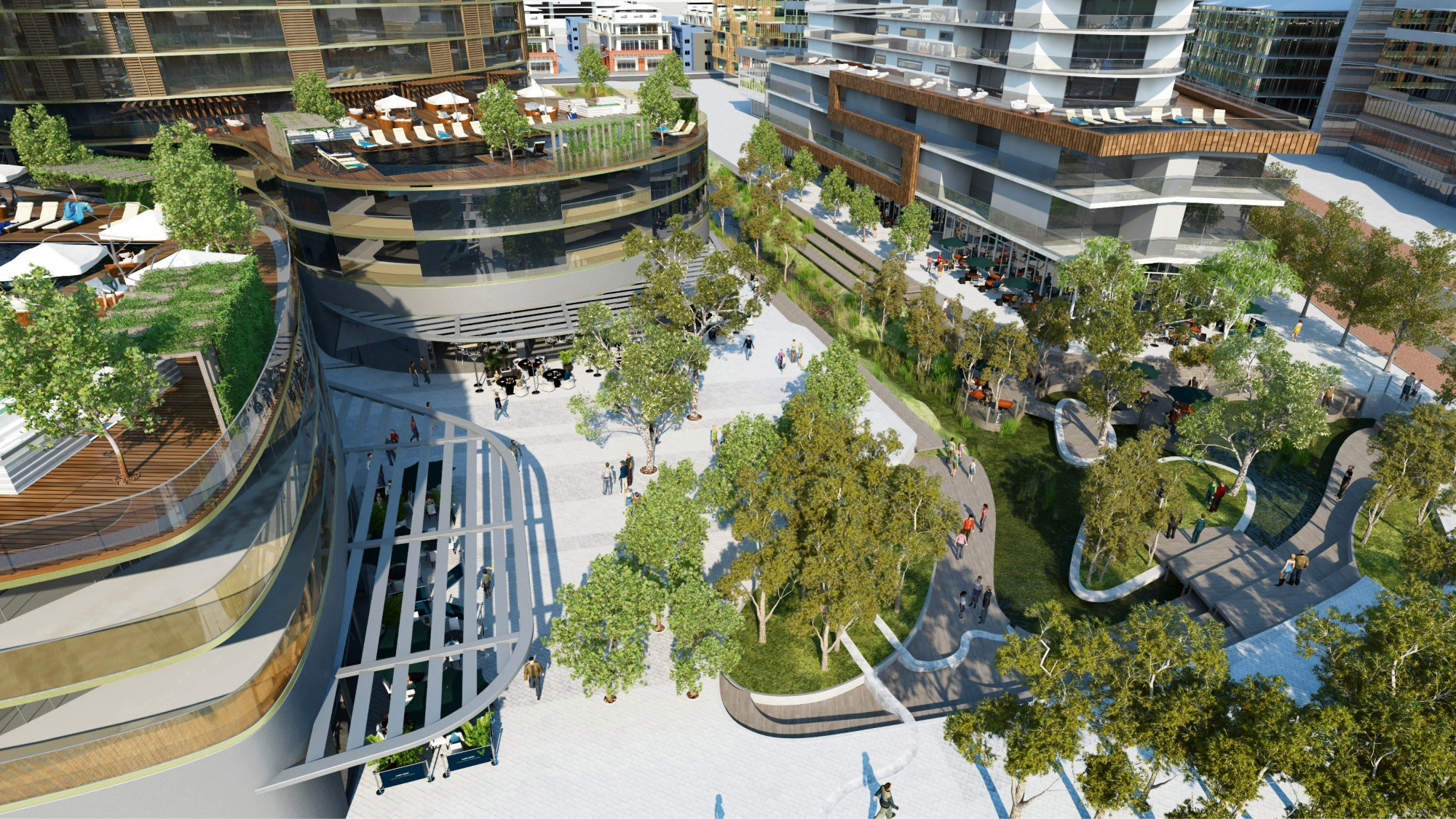 Plans for Canning city centre were unveiled last week.
