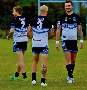 Rugby league: Rockingham Sharks maul ladder-leading Joondalup 47-12
