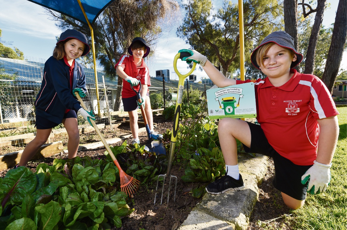Waterwise grants for Rockingham primary schools