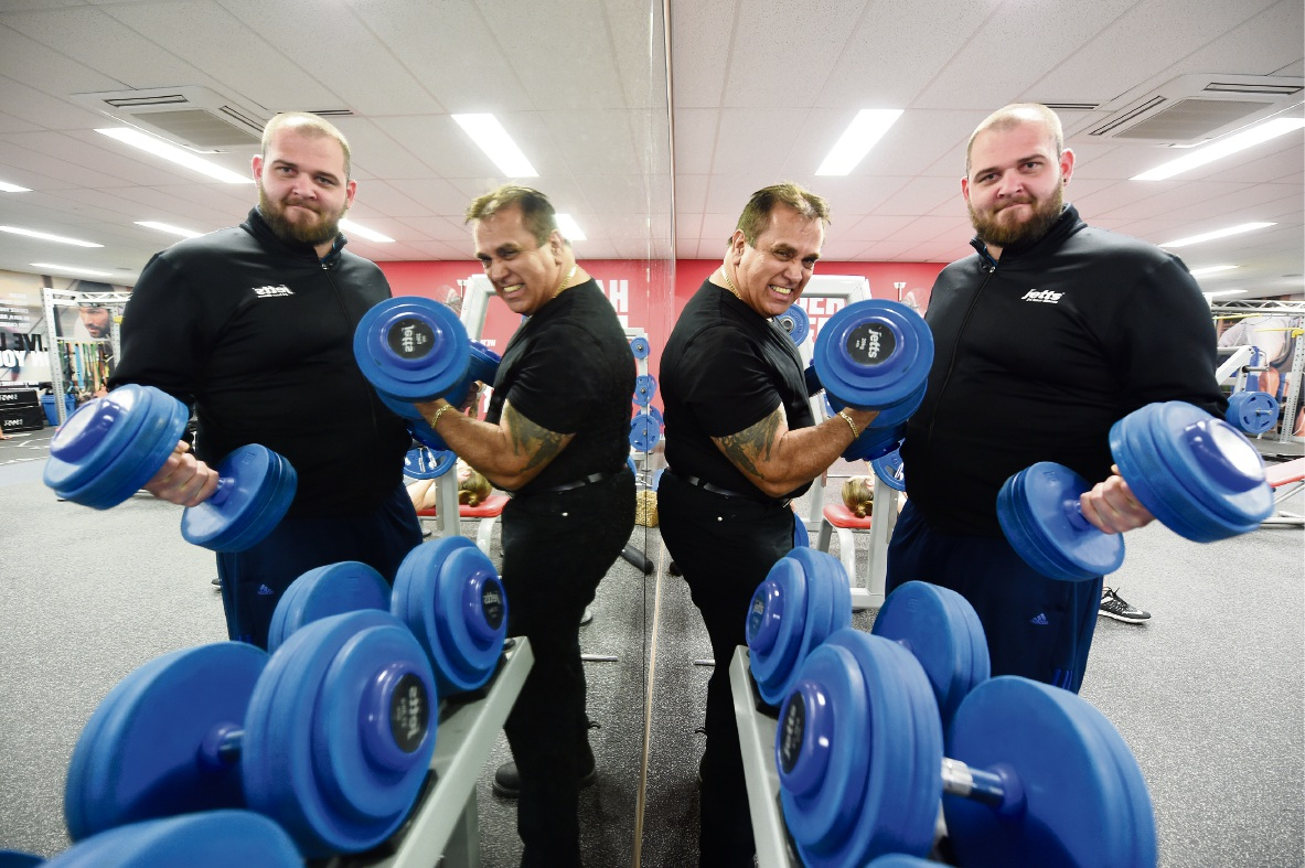 Kwinana man wants to inspire others in weight loss pursuits