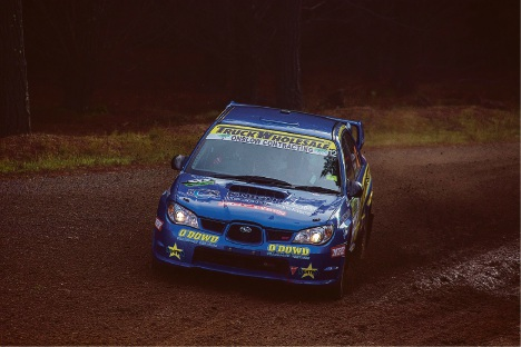 Rally: Hills aces gear up for Boddington race after National Capital Rally