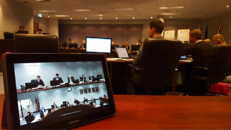 City of Vincent's first live streamed council meeting drew 118 unique views.