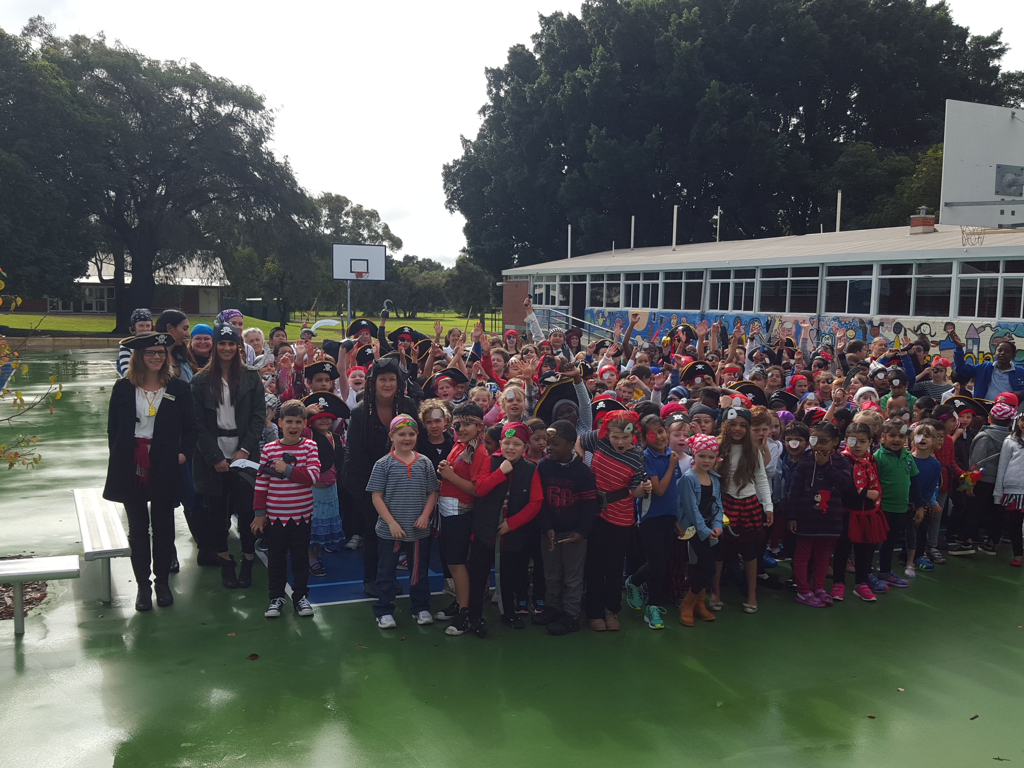 Yokine PS to unleash young pirates across school for Pirate Day Friday