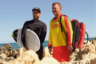 Surfing WA is conducting water safety sessions for surfers.