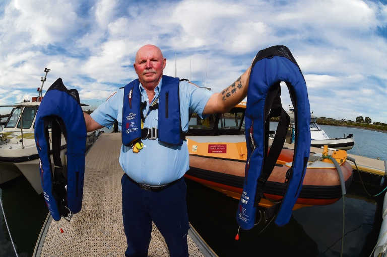Rockingham Volunteer Marine Rescue Group backs changes to boating safety