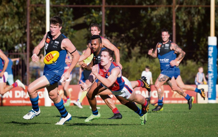 WAFL: Swan Districts hosts West Perth for Count Me In Round