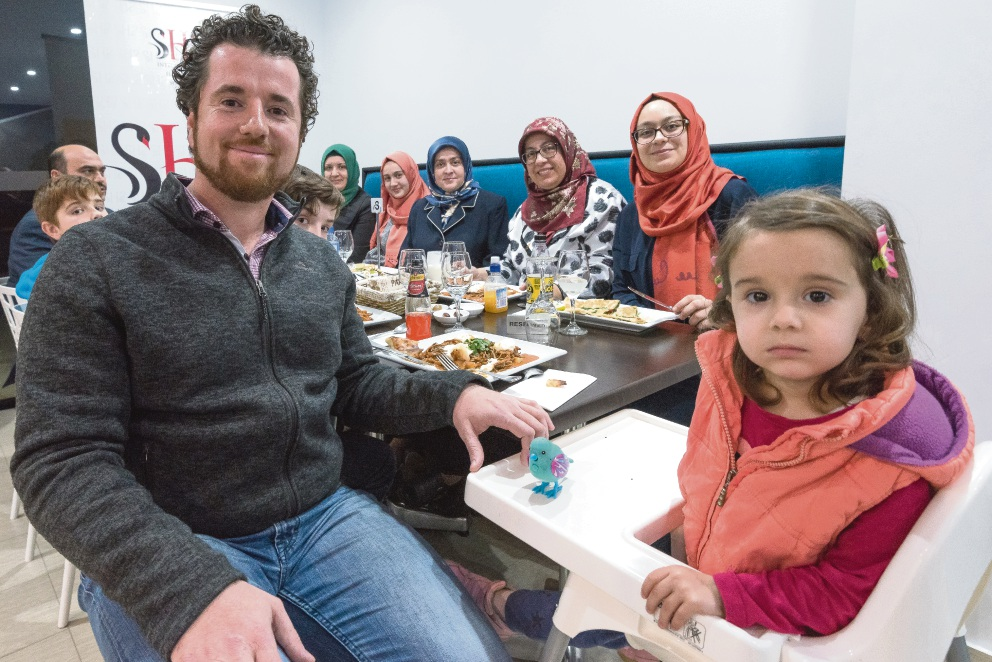 Cannington group has muslim misconceptions on the menu at Ramadan