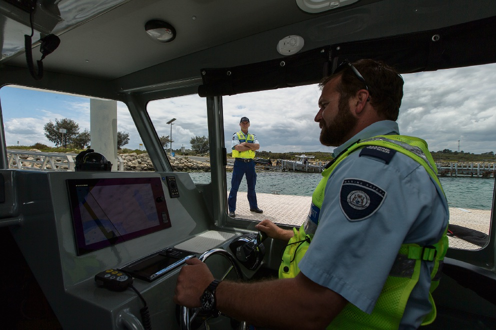 The Department of Transport held summer safety blitzes across a number of boating ramps last November, turning plenty of skippers away for failing safety requirements. Picture: Will Russell
