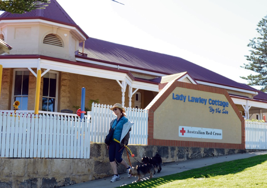 Cottesloe: parents shocked at loss of Lady Lawley Cottage respite centre