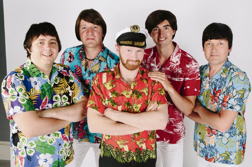 The Bootleg Beach Boys.