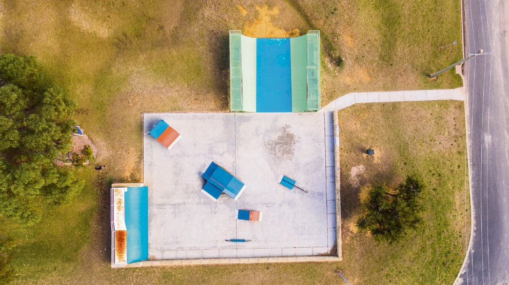 Existing facilities at Wangaree Park in Lancelin. Picture: kymillman.com