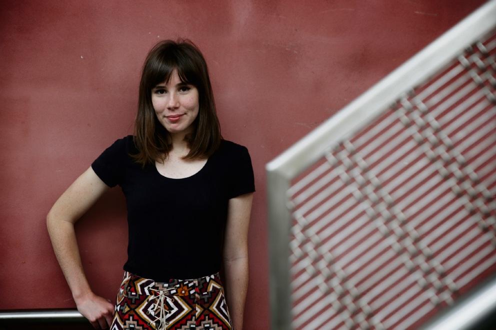 Georgina Cramond. Picture:  Andrew Ritchie