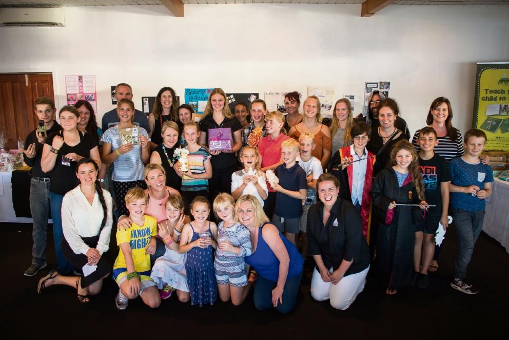 Teaching children financial skills makes sense at Makers Kids Club