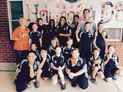Mandurah PS gets in harmony to celebrate diversity