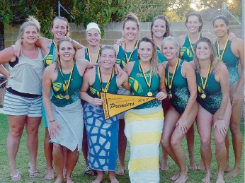 The Melville Marlins capped an undefeated season with victory in Saturday's State Premier League grand final.