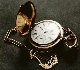 Attadale: 125-year-old gold pocket watch stolen in burglary