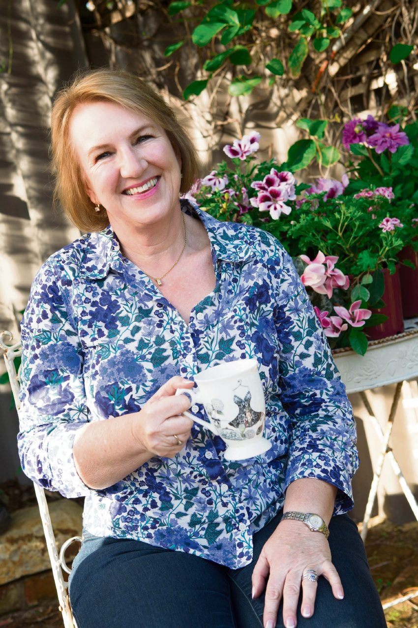 Award winning journalist and garden designer Deryn Thorpe will be a guest at Pinjarra Garden Day.