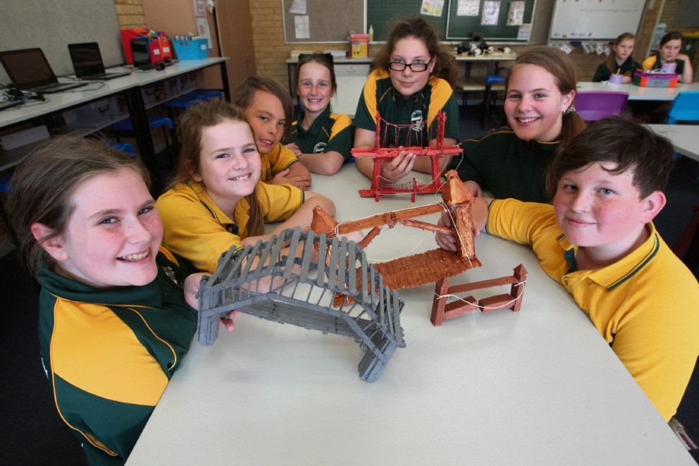 Mundaring PS students among first in world to access new educational technology