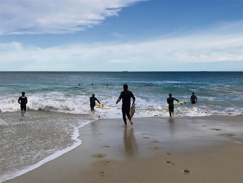 Trigg: Surfing WA's Rescue 365 to improve beach safety