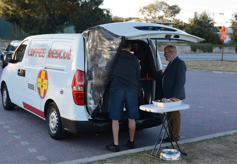 Residents to have say on Town of Mosman Park food van policy