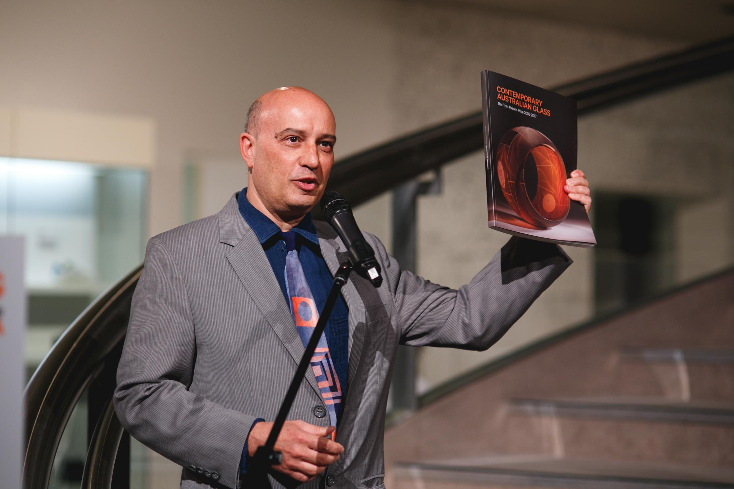Dr Stefano Carboni.