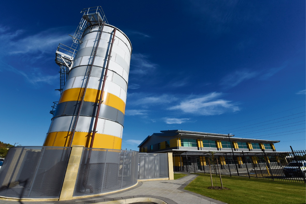 City of Cockburn's Bibra Lake works depot expansion opens