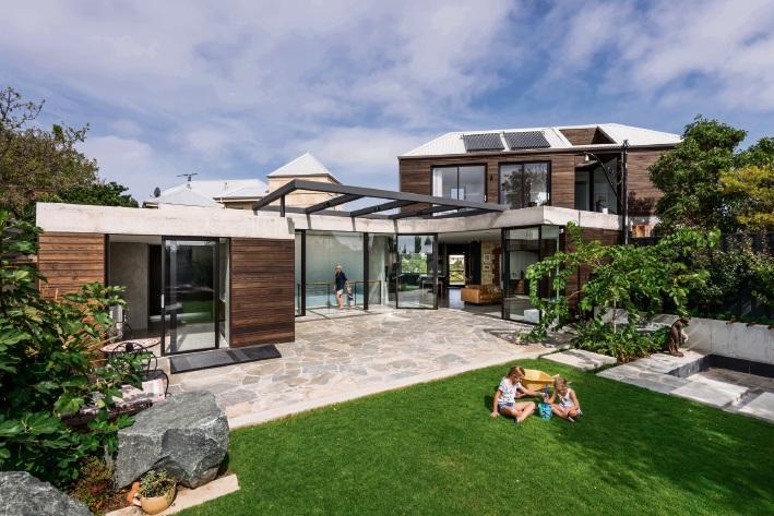 Burt Street by Keen Architecture in Fremantle.