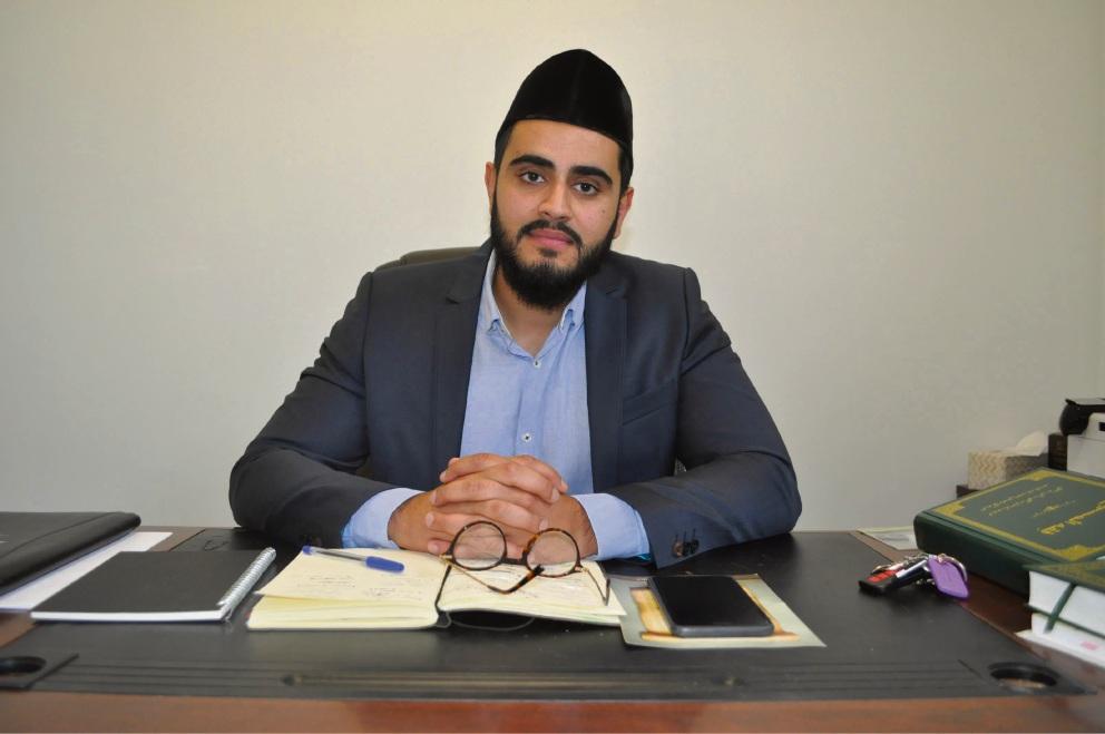 Imam Kamran Tahir.