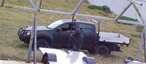 Police seek ute they believe was used in burglaries in Rockingham