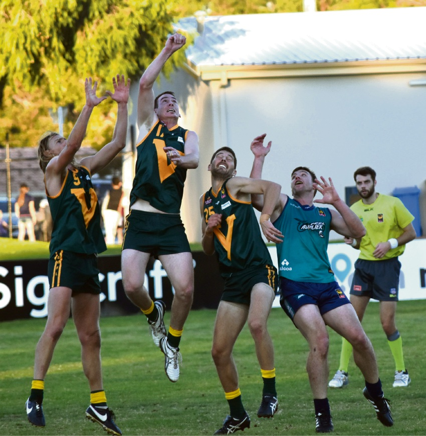 Peel Cavaliers defeated South West in Landmark Country Championships