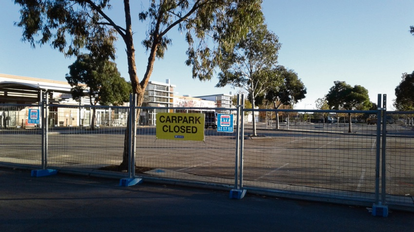 Midland Gate shoppers to face parking squeeze as $100m expansion begins