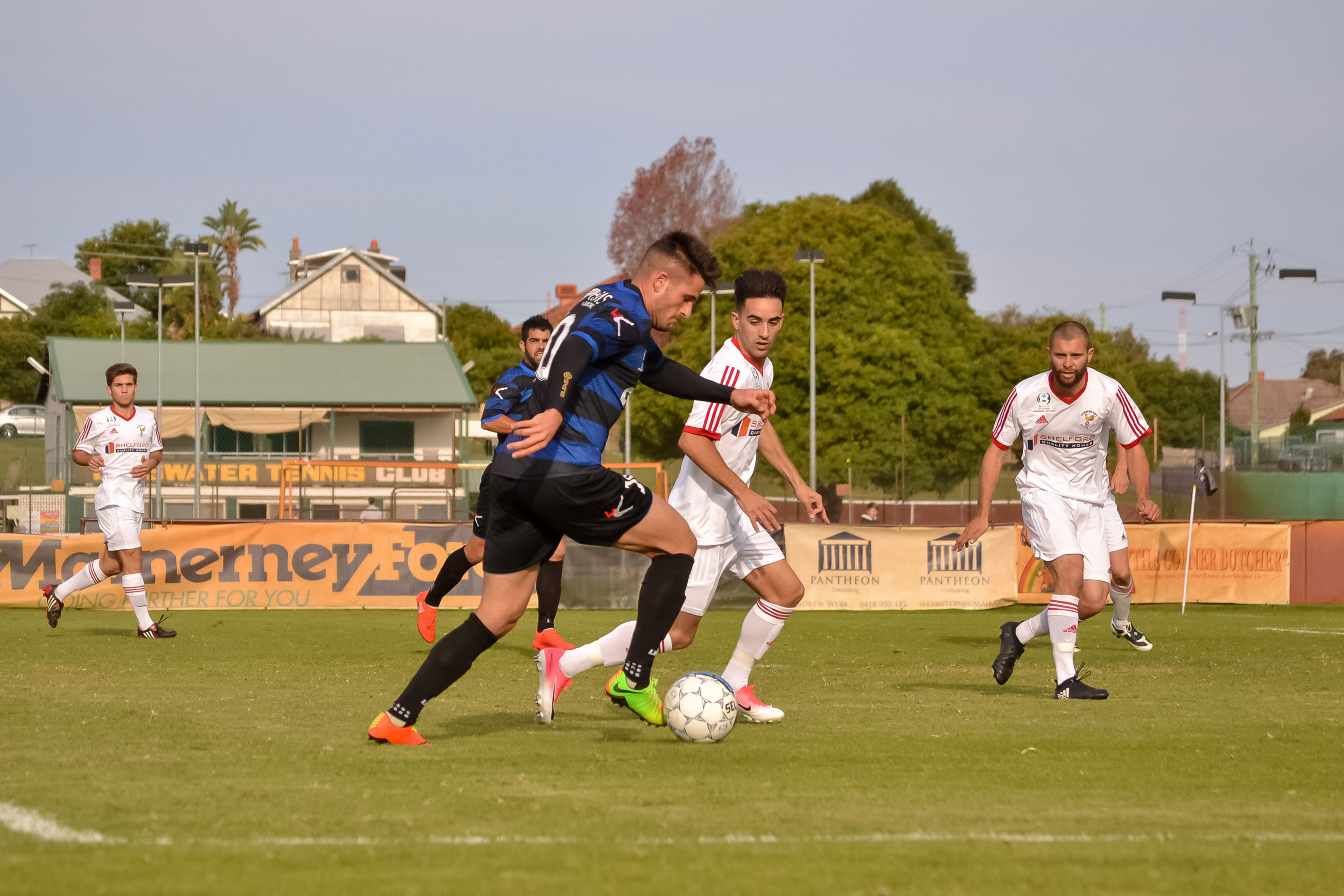 Bayswater City's Jason Mirco. Picture: Sabata Creatives