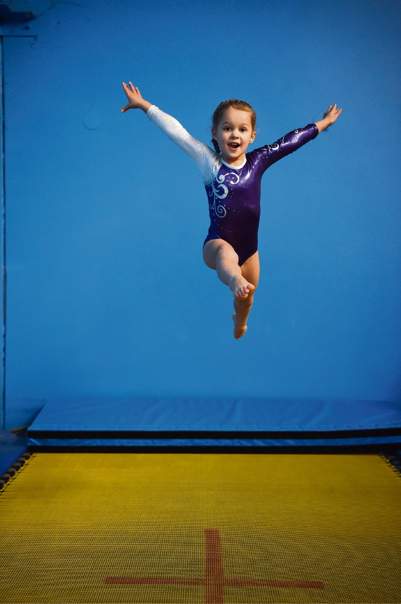 Gymnastics: Ferndale talent already attracting attention at just 6 years old