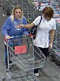 Midland: hardware store staff member threatened with knife after chasing woman who ran off without paying