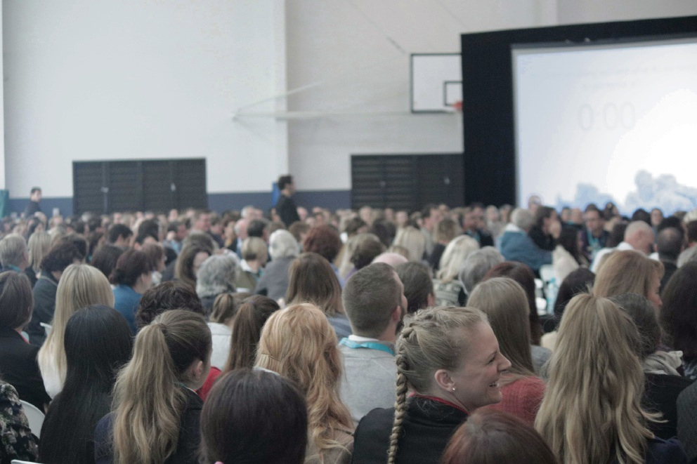 More than 400 delegates from numerous Perth schools and interstate attended the Better Education Conference.